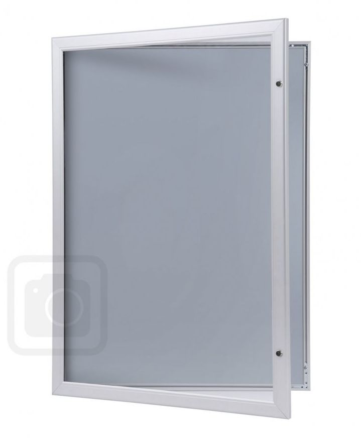 New lockable poster display cases from display developments display developments blog for Exterior display case